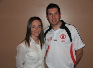 Special Guests Jane Adams & Sean Cavanagh