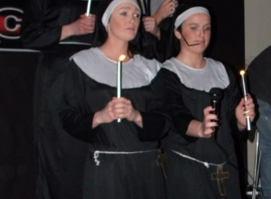 Sister Act - Therese, Louise, Shauna, Anna & Katie McAleese