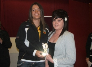 U14 Most Improved Player of the Year