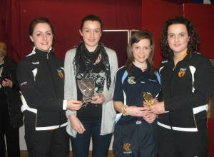 Joint U14 Players of the Year