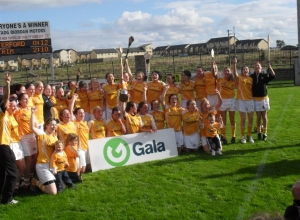 The All Ireland Junior Champions 2010!